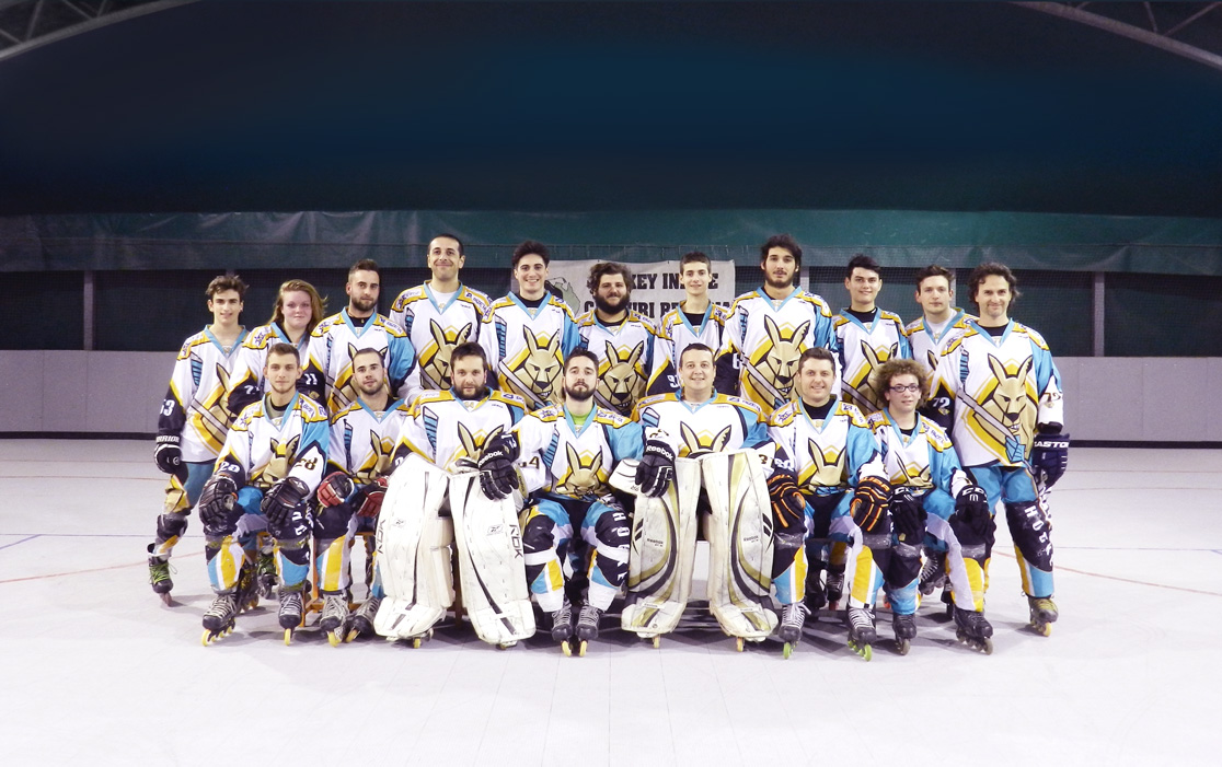 Canguri Hockey senior