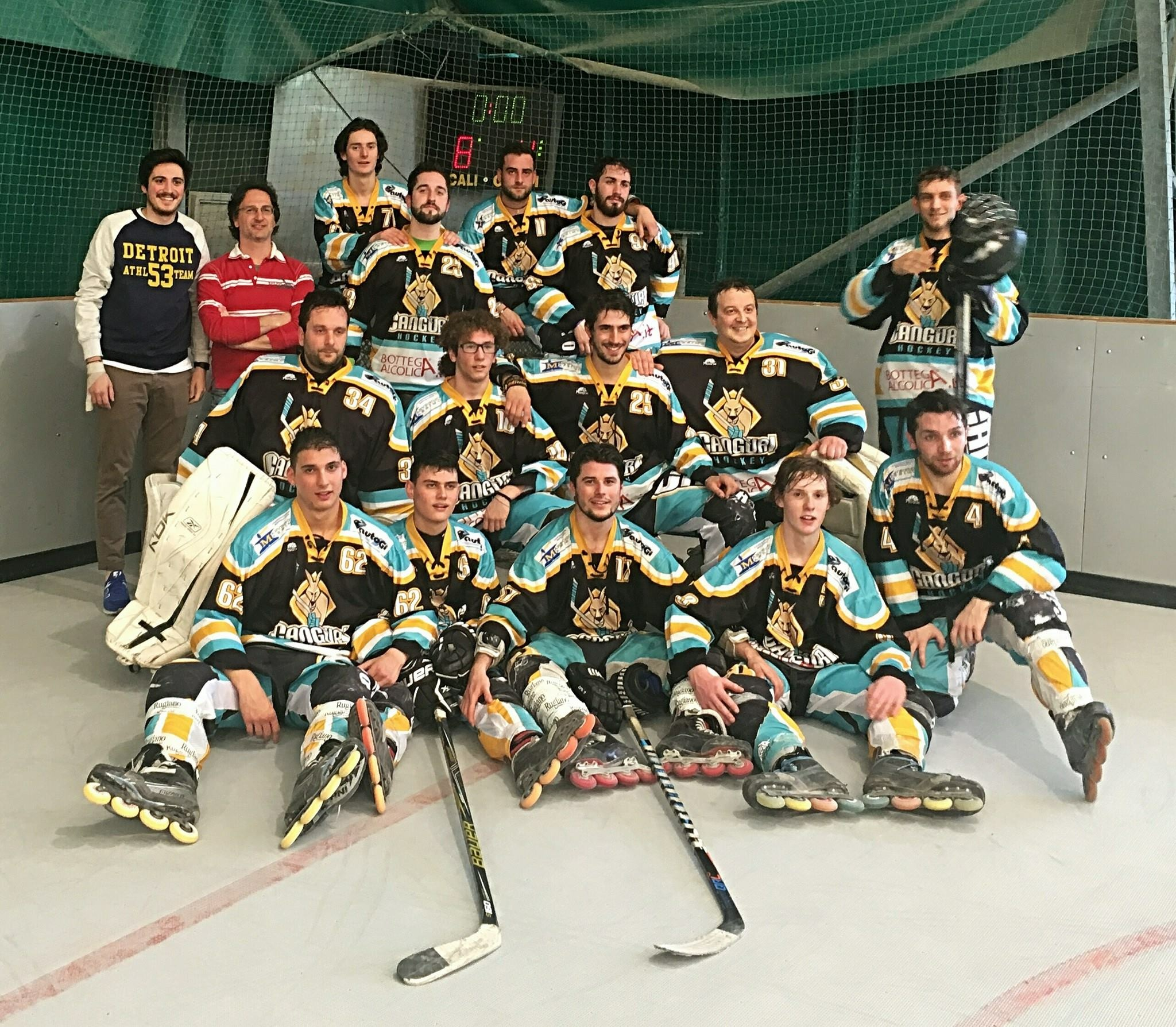 canguri hockey senior 04